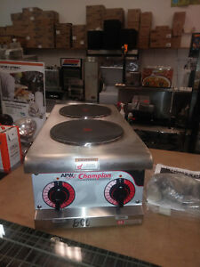 Seph Apw Wyott Electric Hot Plate Includes Free Shipping