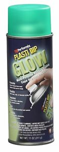 Plasti Dip Performix 11257 Green Glow Spray 11 Oz