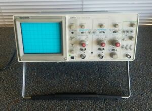 Tektronix 2213a Analog 60 Mhz Dual 2 Channel Oscilloscope