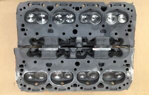 327 Chevy Double Hump Remanufactured Cylinder Heads Casting 3782461 K 2 5