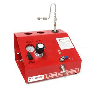 Aldrich Chemistry Lecture Bottle Station For Mildly Corrosive Gas