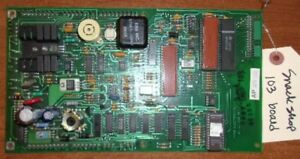 Automatic Products Snackshop 103 Snack Machine Pcb Board 5271 as Is Rebuilt