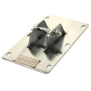 Quick Time Performance Engine Lift Plate 10100 Polished Stainless Steel For Lsx