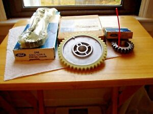 1965 1966 Ford 289 Hipo Shelby Mustang K Code Timing Chain Components Original