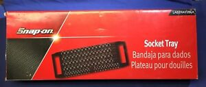 New Snap on 5 Row Lock a socket Extreme Tray Black Lastray2blk