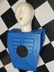 Actar 911 Squadron 10 Pack Used Cpr Training Manikins W Lung Bags Free Ship