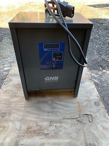 New Gnb Ehy24m120 Industrial Battery Charger 24v 120a 625 750 Ah 208 240 480