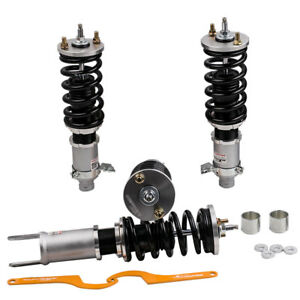 Tct Coilovers Sets For Honda Civic 92 95 Cx 94 01 Integra Dc Db Adj Damper Sedan