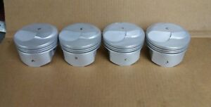Chevrolet Performance Zz572 Deluxe 620hp Pistons 88962925 4 Only Used