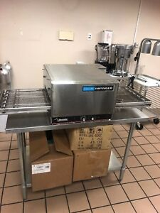 Lincoln Impinger 1301 Counter Top Conveyor Oven Electric 1 Ph Power