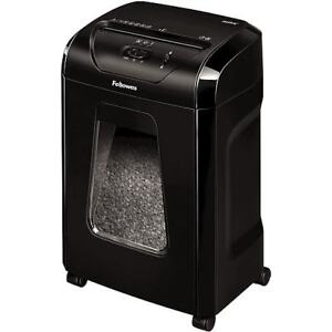 Fellowes Microshred 60mc 10 Sheet Micro cut Shredder