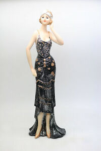 Polyresin Princess Lady Figurines Cold Cast Detailed Quality Artwork Sculpture