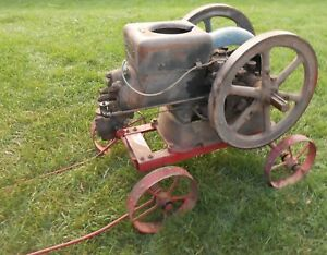 Fairbanks Morse 3hp Z Gas Engine Hit Miss Style