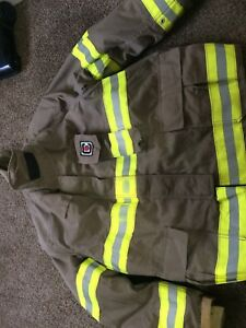 Firefighter Turnout Gear Chieftain