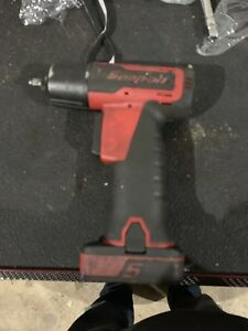 Snap On 14 4 V 1 4 Cordless Impact Ct725 without Battery