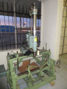 Used Kwik way fl ac ebf Cylinder Boring Bar With Stand Nt Rottler