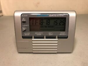 Dymo Datemark Electronic Date time Stamper