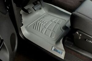 Front Row Floor Mats By Wade Gray 2005 2011 Toyota Tacoma Access