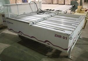 Ligmatech Zhr01 Edge Bander Return Conveyor