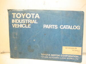 Toyota Forklift Manual Mcs Industrial Solutions And Online. Toyota Forklift Parts 3999 Manual. Toyota. Toyota 5fgc25 Forklift Wiring Diagram At Scoala.co