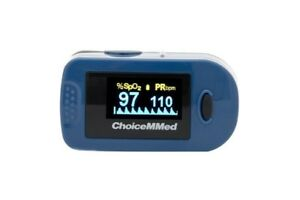 Medical Pulse Oximeter Choicemmed Md300c2 New