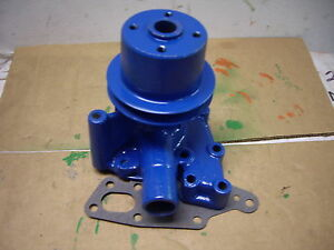 Ford New Holland Tractor Shibaura Engine Water Pump 1599 1600