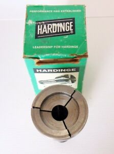 Hardinge Emergency 2 3 4 Step Collet 1 7 8 75 Depth td 52 5