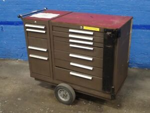Kennedy Portable Tool Cabinet 04180170157
