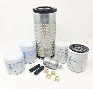 Sc Kubota Rtv1140cpx hst W d1105 e3 Engine Filter Maintenance Kit