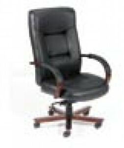 Boss High back Italian Top Grain Leather Executive Chair