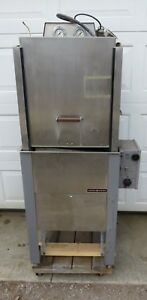 Commercial Conveyor Dishwasher General Electric