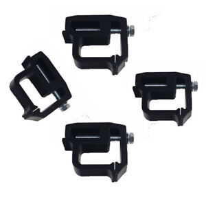 Tite Lok Truck Cap Topper Camper Shell Mounting Clamps Heavy Duty Tl 2002 4 Pack