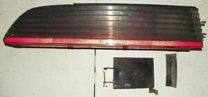 1979 1980 1981 Trans Am Smoked Original Driver Side Tail Light