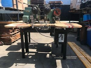 Milford Model S 64 Double headed Rivet Machine
