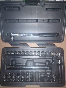 Gearwrench Pass Thru Socket Set