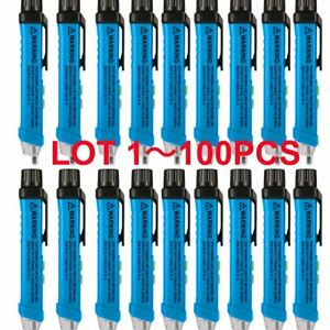 1 100 Bside Digital Non contact Electrical Outlet Voltage Tester Pen Lot Ma