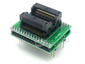 Wells Sop32 To Dip32 Ic Programmer Adapter For Sop32 So32 Soic32 Package