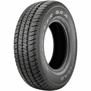 1 New Goodyear Wrangler Sr A P265 75r16 Tires 75r 16 265 75 16