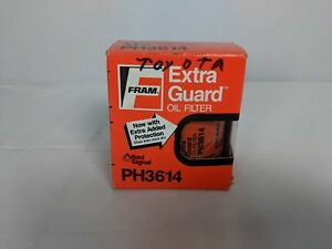 Vintage Fram Ph3614 Oil Filter