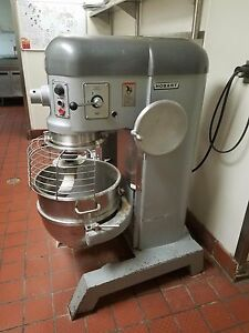 Hobart P660 60 Quart Pizza Dough Mixer 2 5 Hp Stainless Bowl Hook
