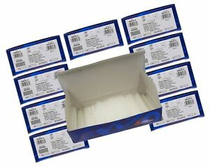10 pack Of Avery Dennison 3 4 Fine Fabric Tagging Gun Barbs Fasteners 50