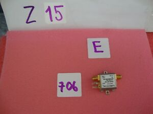 50 20mhz To 6ghz Amplifier Zx60 6013e Mini circuits