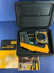 New Fluke 561 Infrared And Contact Thermometer Case