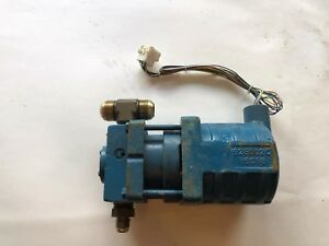 Blackmer Vac Motor Model Vrg3 4 gilbarco Encore