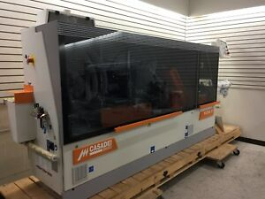 New Casadei scm Group Flexa 37 Rma 6 Edgebander Edge Bander
