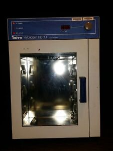 Techne Hb 1d Hybridization Incubator Test Lab Equipment