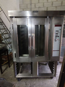 Ov300e Baxter Electric Rotating proofer Oven Includes Free Shipping