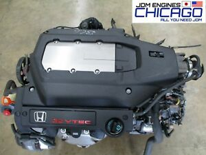Jdm 01 03 Acura Tl Type S J32a Sohc Vtec V6 Engine Acura Cl Replacement J32a2