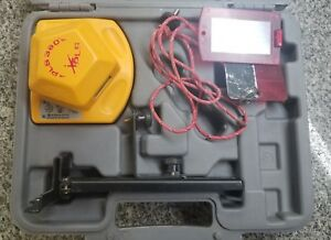 Pacific Laser Systems Pls360e Laser Level In Case A zz