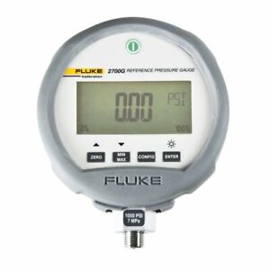 Fluke 2700g g70m Process Pressure Gauges Style process In line Mounted